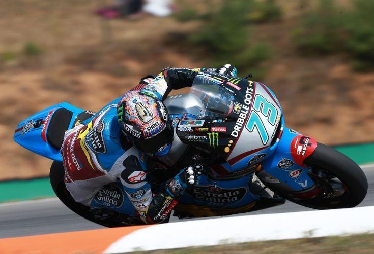 Alex Marquez, Moto2, Czech MotoGP 2015