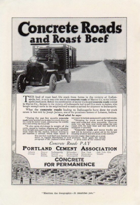 Portland Cement Association : Best images about print advertising s on pinterest