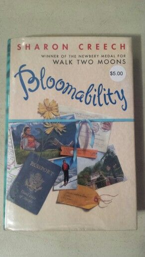 Bloomability by Sharon Rigg and Sharon Creech (2012, Paperback)