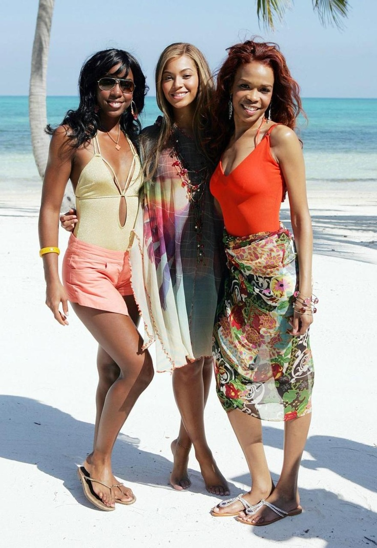 Destiny's Child needs to get back together