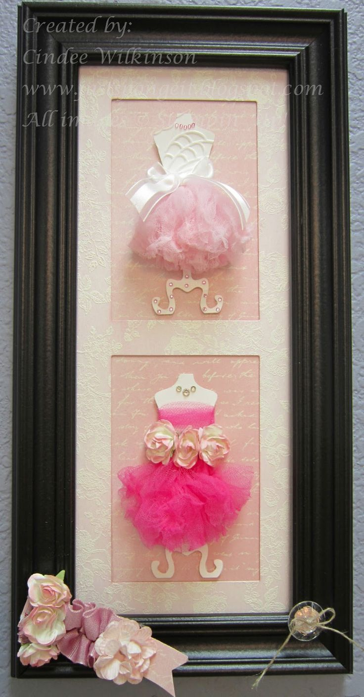 Just Sponge It: Another All Dressed Up Frame!