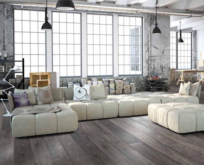 Crea espacios cómodos y a la vez originales, buscando un estilo con un toque industrial. #diseño #arquitectura #decoracióndelhogar #interiorismo http://www.neoceramica.es/
