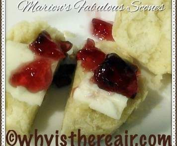 Recipe Marion's Fabulous Scones by Madame Thermomix - Recipe of category Baking - sweet