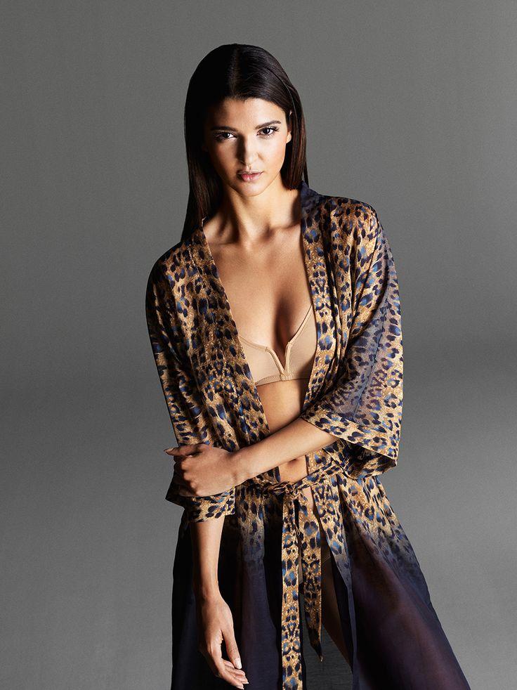 EVA Jaro-Léto 2017 | Volnočasové prádlo | Kimono | Loungewear | Kimono | www.naturana-plavky-pradlo.cz