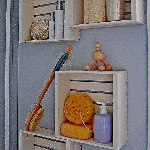 Cute ideas for bathroom storage cute and cheap bathroom for Hogar del mueble ingenio