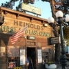 Heinolds First and Last Chance Saloon in Oakland - unique place and you are in for a surprise if you go into the restroom!