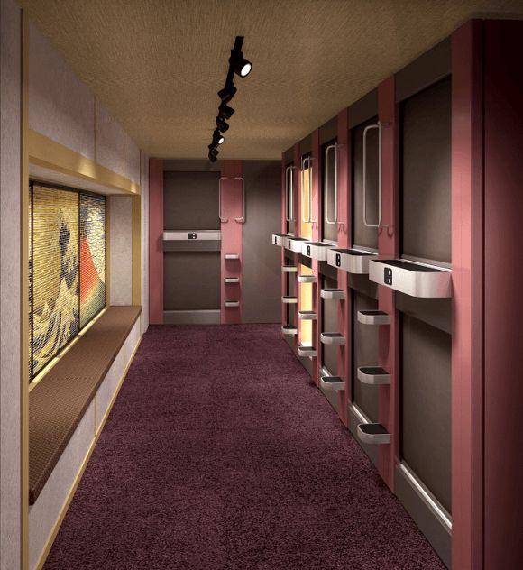 Hotel cápsula en Tokyo especial para mujeres.  http://www.holanihon.com/hotel-capsula-en-tokyo-especial-para-mujeres/  #HolaNihon #Japón #Shibuya #Hotelcápsula #Tokyo