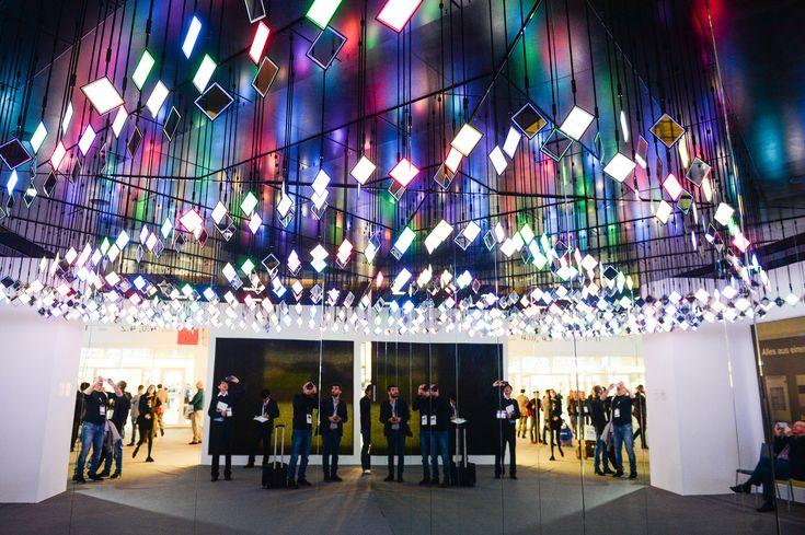 Trend ShowInterior Design Inspiration#LightandBuilding#TrendShow#InteriorDesignInspiration