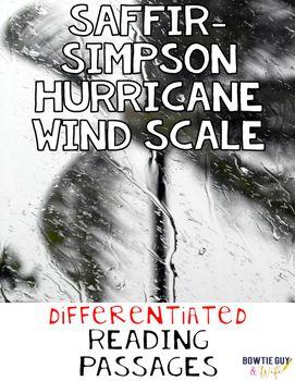 Hurricane Wind Scale: Saffir-Simpson Differentiated Nonfic