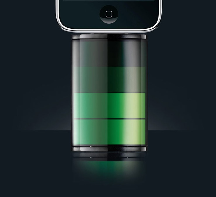 Visual iPhone charging dock displays charge with LED's. Not a lot of information out there on where to acquire this product. It may well be only in conceptual stages.