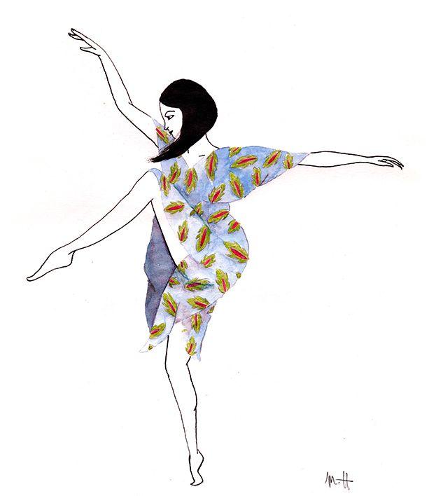Danse du vent - MATAGADA