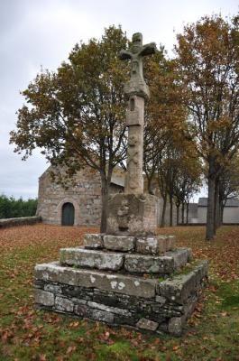 La chapelle Notre-Dame de Kergrist. à Paimpol . Bretagne