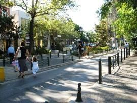 Kifissia Section of Athens