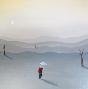 Parasol by Max Berry available on artFido