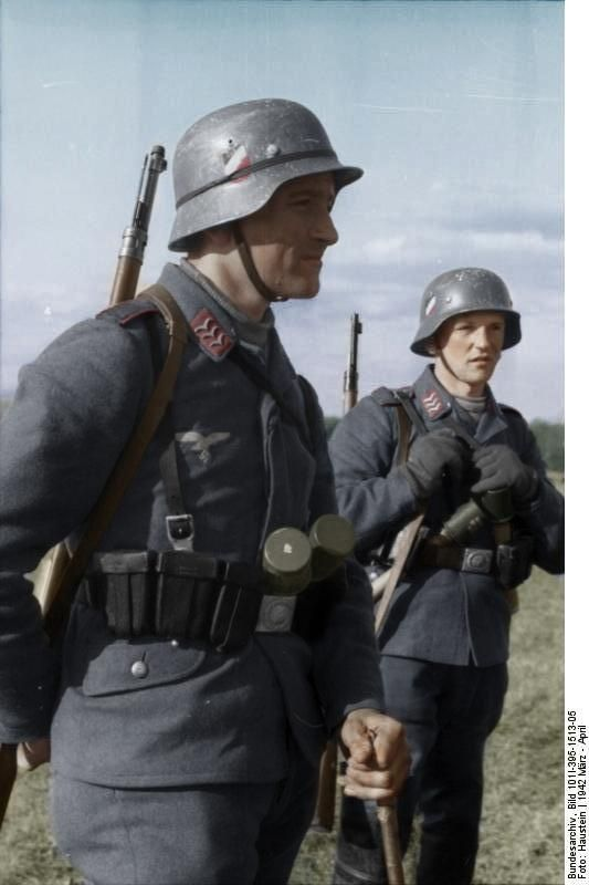 Luftwaffe Ground troops - prior to the LW Feld Divisions