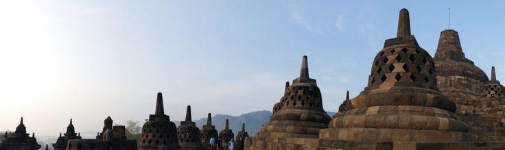 Borobudur Monument nahe bei Magelang | W.E.G.