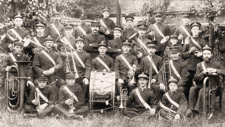 Leighton Buzzard Salvation Army Band, 1900s