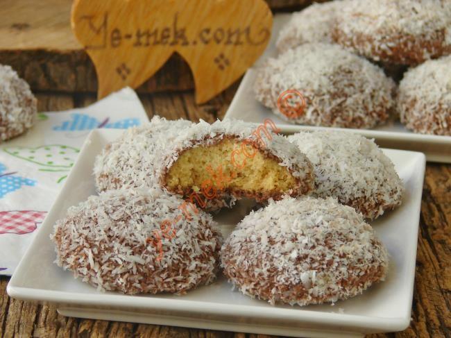Özellikle kahve ve çay yanına çok yakışan en tatlı kurabiye tariflerimizden biri...