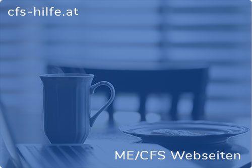 Eine handverlesene Auswahl empfehlenswerter Webseiten zum Chronischen Erschöpfungssyndrom, ME/CFS, in deutscher und englischer Sprache.