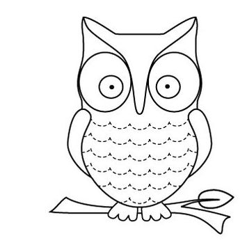 owl diaries coloring pages - photo#10