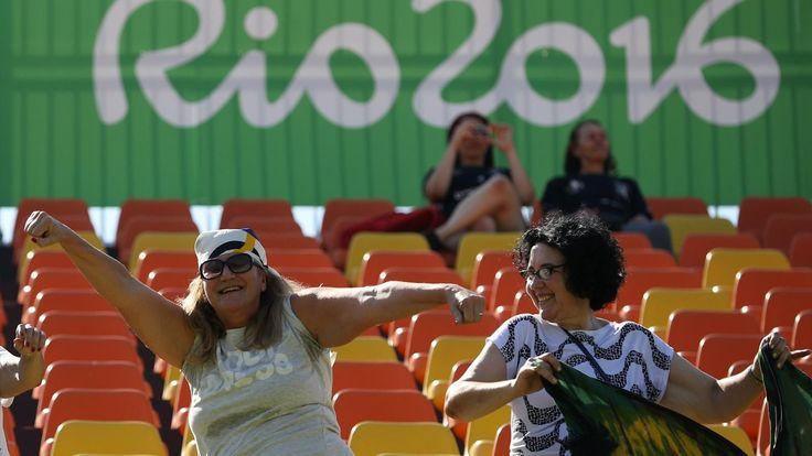 Great Britain demolish Brazil in women's rugby sevens