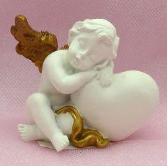 Mini melek biblo Ölçüler: 4 cm x 5 cm