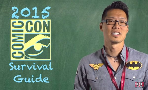 Whether your a San Diego Comic-Con first-timer or been going for years, the #SDCC Survival Guide will help you plan so you can get the most out of your experience.