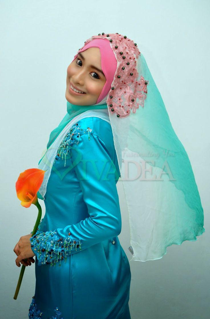 SHAWL RAWDHA CUSTOMADE ( Terhad 100 tempahan sahaja) - Vivadea Malaysia - Fascinating You