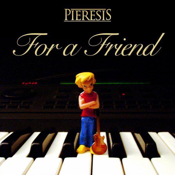 """Album """"For a friend"""" - Piero Lavopa"""