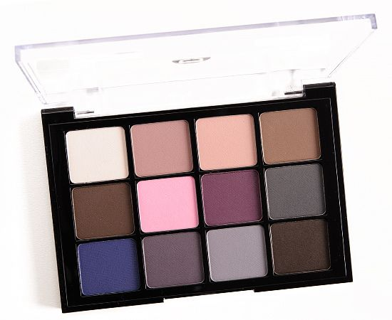 Viseart Cool Matte (07) Eyeshadow Palette