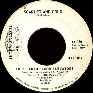 17 Best Images About 13th Floor Elevators 45 Rpm Amp Ep On