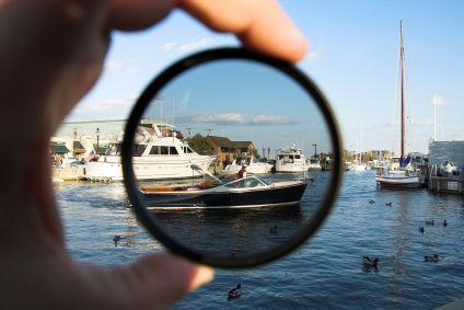 How To: Using a Circular Polarizer :: Digital Photo Secrets