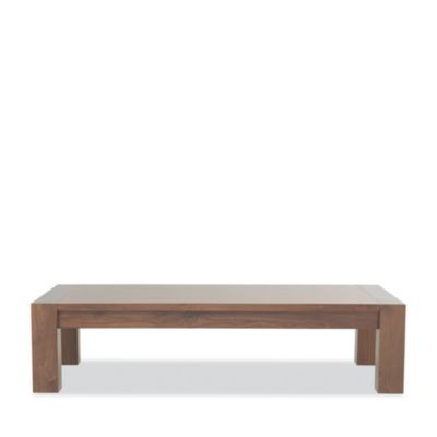 """60x30 Mitchell Gold Bob Williams Halsted 60"""" Cocktail Table 