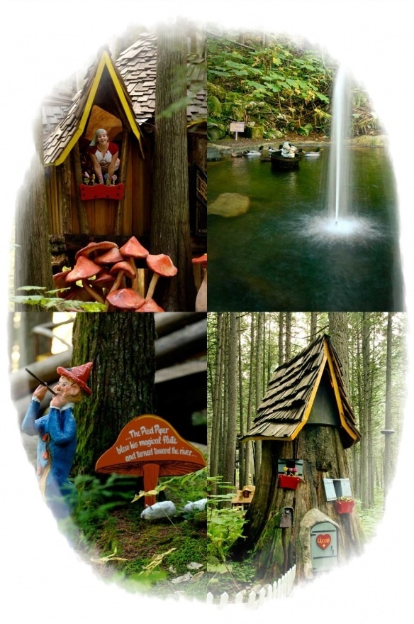 La foresta incatata/The Enchanted Forest