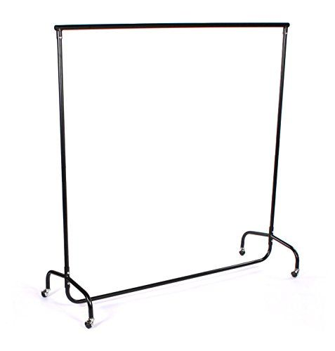 First Fittings Heavy Duty Collapsible Clothes Rail Garment Rack 5ft long 5ft High