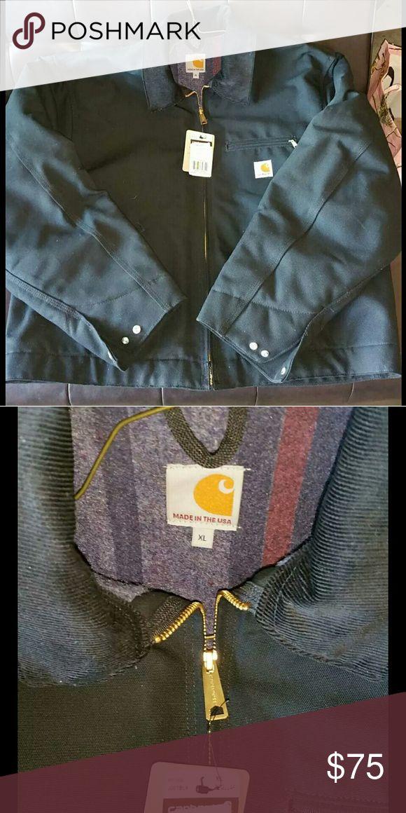 Men's Carhartt Jacket BNWT Heavy, warm winter coat. Carhartt Jackets & Coats