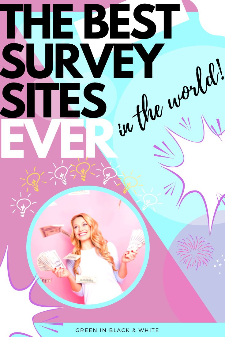 The Very Best Survey Sites to Use – The Best Paid Surveys Sites