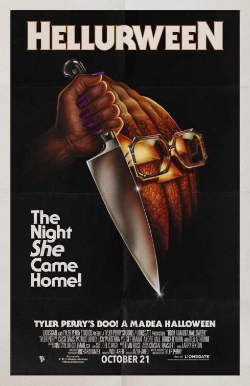 Click to View Extra Large Poster Image for Boo! A Madea Halloween