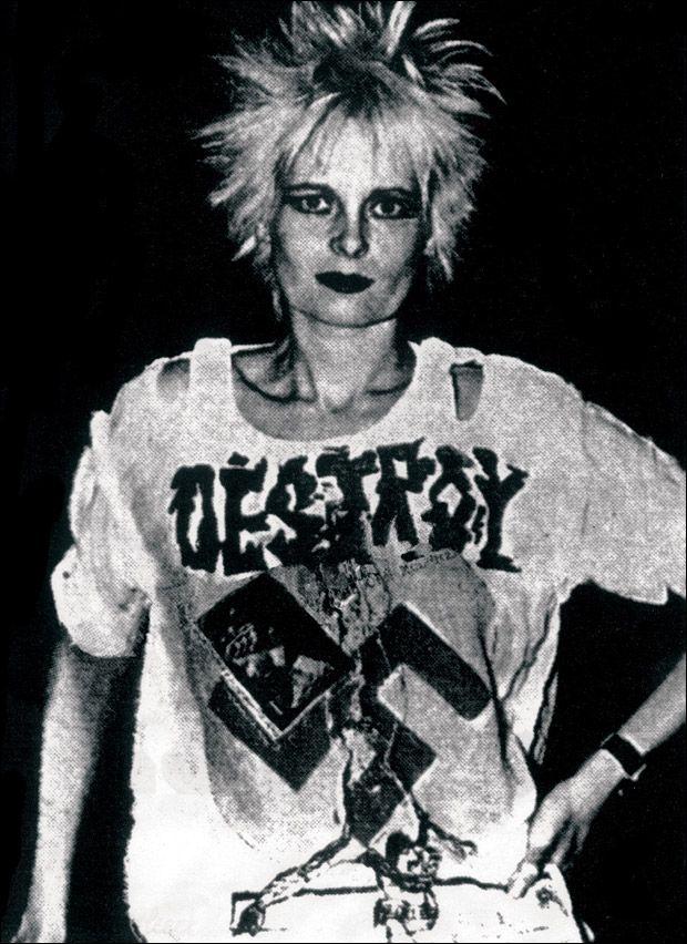 Vivienne Westwood sex pistols II johnny rotten