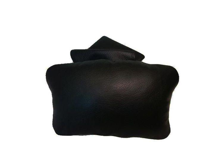 Lederkissen für Sessel - Kopfstütze