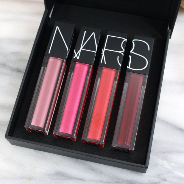 NARS Velvet Lip Glide Review and Swatches