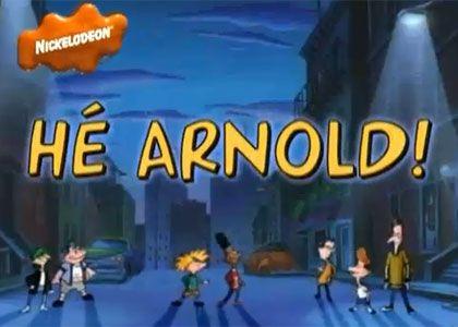 Hé Arnold! - Dessins animés - Toutelatele.com