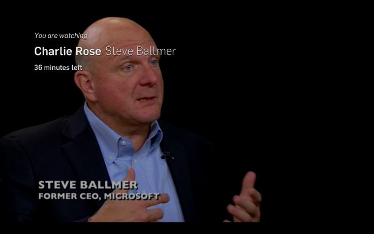 Steve Ballmer, former CEO of Microsoft and current owner of the Los Angeles Clippers.