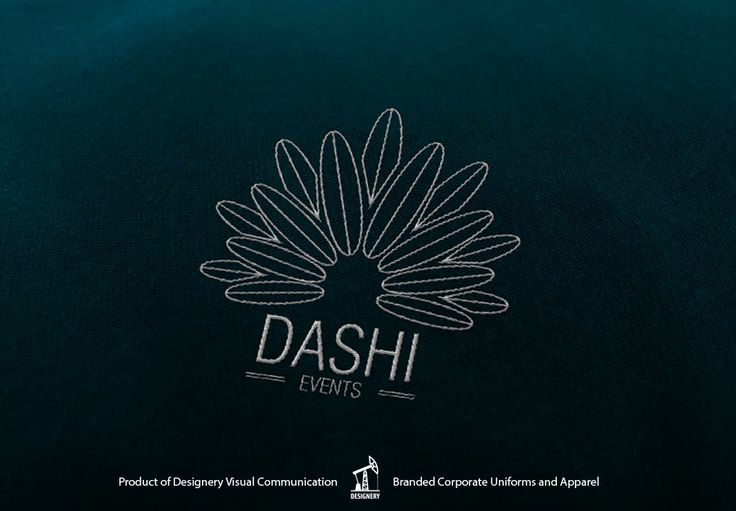 Dashi Events corporate Identity by Designery Visual Communication in Harare Zimbabwe. The number one design agency in the country. Truly Inspiring.