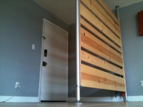 17 best images about room divider on pinterest sliding. Black Bedroom Furniture Sets. Home Design Ideas