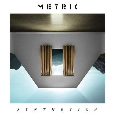 """its the new Metric """"Synthetica"""" out in 2 weeks. they already put it on soundcloud. its awesome. close 2 perfection!"""