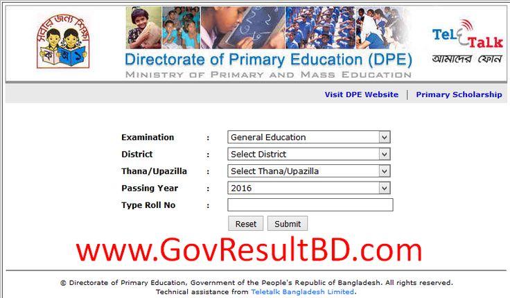 PSC Result 2017 Provides PSC Exam Result 2017 | PSC Result Marksheet 2017 | dperesult.teletalk.com.bd | dpe.gov.bd | PSC Result 2017 Check Online fast...