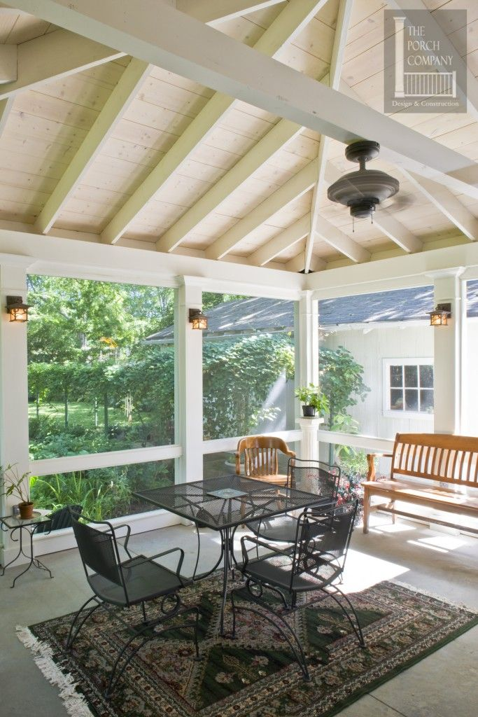 19 Best Screen Porch Flooring Images On Pinterest Porch