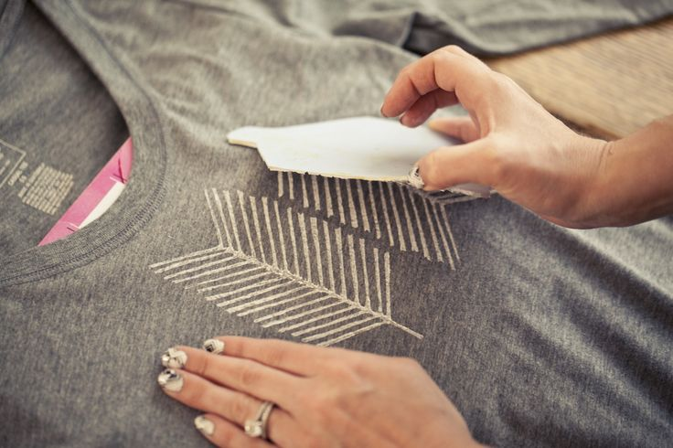 If you're trying to find ways to update a tshirt , you could always try these Diy t shirt art ideas . With a little bit of simple crafting knowledge , you can actually take a plain old tshirt and create a brand new fashionable top . Take ideas from...