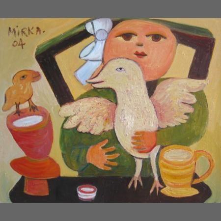 Mirka Mora - Поиск в Google